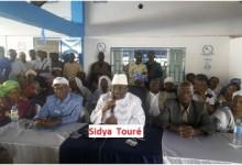 Assemblée Générale de l'UFR du 5 décembre 2015 : intégralité de l'intervention offensive de Sidya Touré
