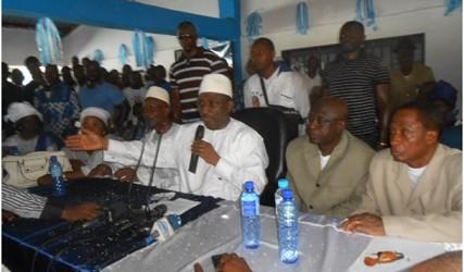 Sidya Touré sur l'arrestation d'Alpha Condé en 1998: «J'ai été voir Conté pour lui dire que le dossier n'est pas bon »