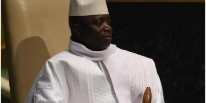 Gambie: Yahya Jammeh en passe de perdre la présidentielle