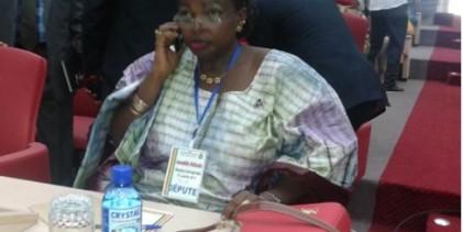 Exclusif : Djalikatou Diallo, Députée non inscrite, sur le point de rejoindre le groupe Parlementaire de l'UFR