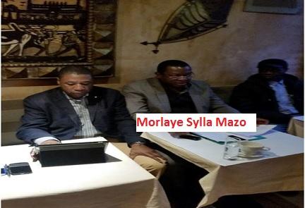 » Paul Pogba ne devrait pas jouer pour la France», regrette le président d' ASPROGUE  Morlaye Sylla Mazo