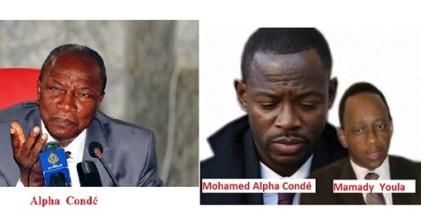 Guinée : Le jouet d'Alpha Condé !