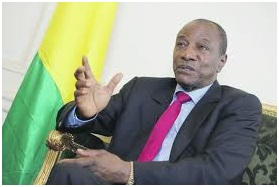 NOUVEL AN 2017, LE PRESIDENT ALPHA CONDE S'ADRESSE A LA NATION