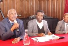 Conférence de l'association des cadres et techniciens d'origine guinéenne(ACTOG) et BDM TV