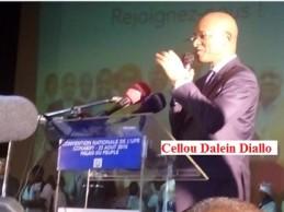 Cellou Dalein Diallo  pris en flagrant délit  de mensonge sur lynx  Fm
