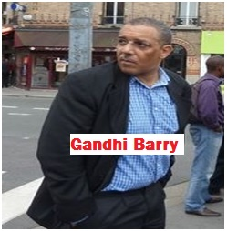 Gandhi Barry paris