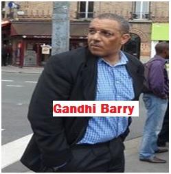 Gandhi Barry paris