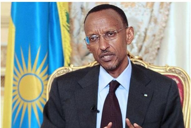 Communiqué de la présidence: son Excellence Paul Kagamé, Président de la République Rwandaise