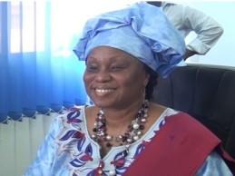 Communiqué de la Présidence de la République: décès de Mme Kaba Hadja Rougui Barry