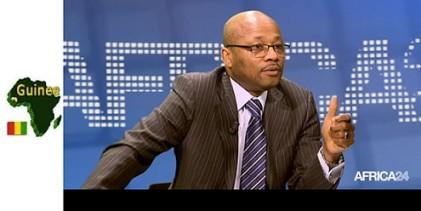 GUINEE/ La question de réconciliation nationale: Aboubacar Fofana donne son avis sur Africa24