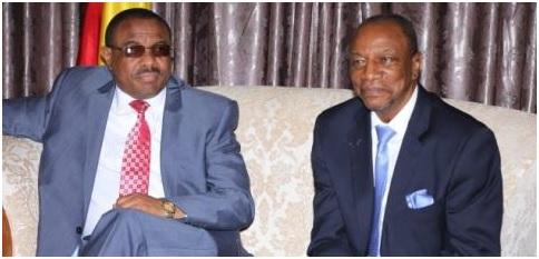Renforcement des relations bilatérales entre la Guinée et l'Ethiopie
