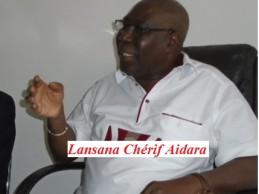 LONAGUI – Aidara l'a-t-il vraiment fait ? « J'ai refusé la licence à un chef d'Etat africain »