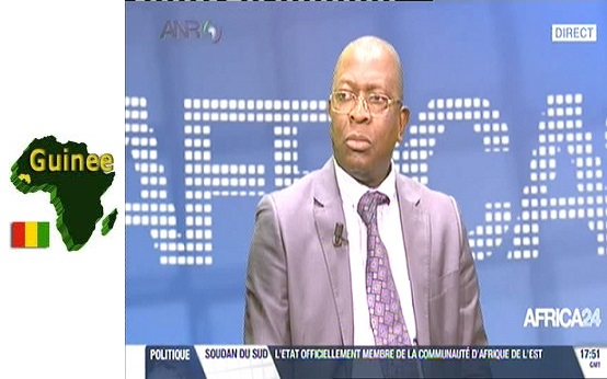 GUINEE / Morlaye Sylla ancien capitaine de l'équipe nationale parle football du guinéen sur Africa24