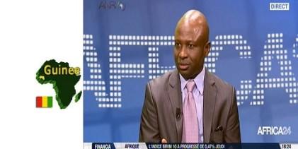 GUINEE /Monnaie nationale symbole de la souveraineté ? Makanera Ibrahima Sory répond sur Africa24