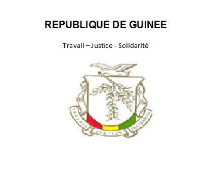 Présidence de Guinée