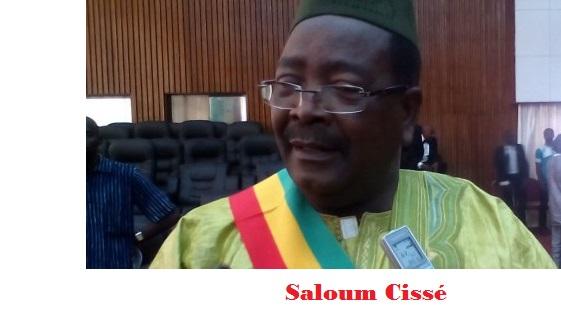 RPG/ Saloum Cissé aurait été sévèrement recadré par les ténors du RPG à la demande du président Alpha Condé