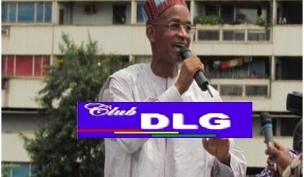 Urgent communiqué du Club DLG relatif au report de la réception de monsieur Cellou Dalein Diallo