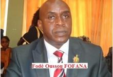 OBJET : REACTION AU TEXTE DE L'HONORABLE DEPUTE FODE OUSSOU FOFANA (par Docteur Ben KOUROUMA)