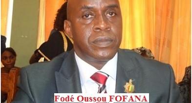 Docteur Oussou Fofana : le fanfaron de l'UFDG  (Par Bah Sadou Fédéral des NFD en Suisse et en France voisine).