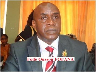 Fodé Oussou Fofdana