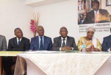 Hommage de L'ACTOG, SOCIA et les Guinéens de France à Ansoumane Doré