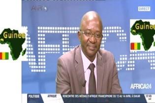 MALICK KHADRA professeur de fiscalité à l'institut PPA Paris et les écoles d'excellence  guinéennes