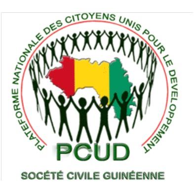 Communiqué de la Plateforme nationale des Citoyens Unis pour le Développement(PCUD) relative à l'éventuel troisième mandat présidentiel
