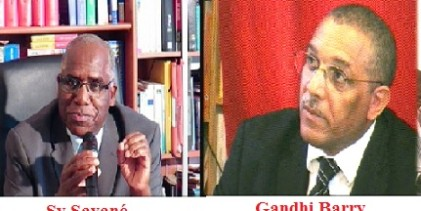 Mamadou Billo Sy Savané repond à Haroun GANDHI