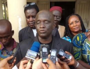 Mamady Mansaré : « nous attendons la baisse du carburant, le 19 mai ou on use de nos droits »(Guinée News)