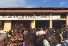 Trois journalistes guinéens condamnés à 6 mois de prison avec sursis dans une affaire de tentative d'escroquerie.