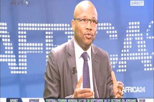 Aboubacar Fofana s'exprime sur l'avenir du Franc CFA en Afrique sur Africa24