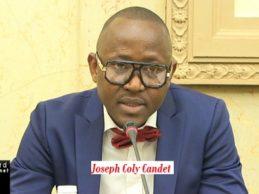 Allocution d'ouverture de Joseph Coly Candet du Colloque de la troisième dynamique à l'assemblée nationale française