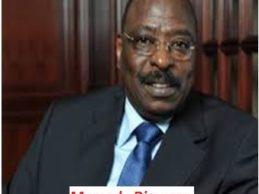 L'honorable Mamadi DIAWARA à propos des 300.000€ du Président Alpha Condé: « ils se trompent, c'est plutôt 600mille$ que j'ai reçus »