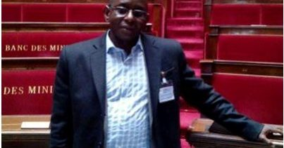 Honorable Saikou Yaya Barry  s'exprime sur la situation sociopolitique de la Guinée à Paris