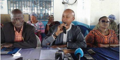 Recommandations faites par l'UFR au PM, sa démarche de recherche de consensus, Boubacar Barry se justifie : « chacun est concerné »