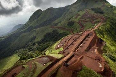 Focus : coup de gel sur le fer africain