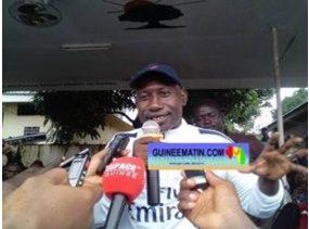 AG de l'UFDG : le message de l'ancien ministre Makanera au Président Alpha Condé