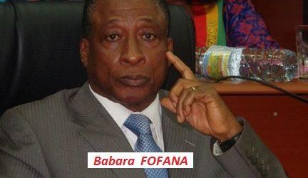 Babara Fofana sur la restructuration de l'UFR: «« nous avons presque fini avec Conakry. Les coordinations régionales vont bientôt se déplacées vers l'intérieur du pays  »