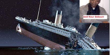 Ousmane Gaoual ou l'ordre judiciaire dans le Titanic ! (Par Saïdou Nour Bokoum)