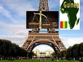 A  TOUS LES PARTIS POLITIQUES ET A TOUTE LA SOCIETE CIVILE GUINEENNE EN FRANCE / Objet : 2ème concertation élargie à toutes les forces de changement en Guinée.