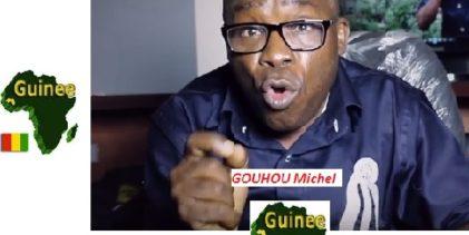 Gohou l'humoriste ivoirien arrive en Guinée forestière le 29 septembre et à Conakry début octobre 2016.
