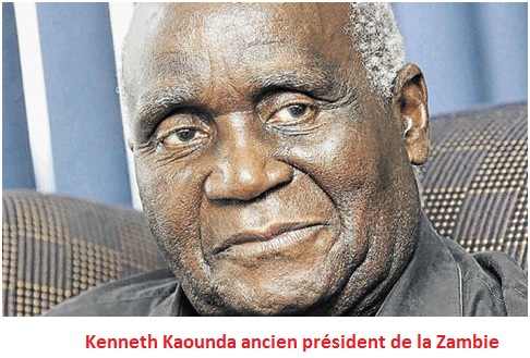 Kenneth Kaounda