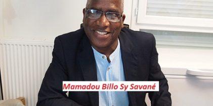Mamadou Billo Sy Savané critique le pouvoir d'Alpha Condé et donne son avis sur les relations israélo-guinéennes.