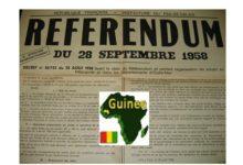 Ne touchez pas à mon 28 septembre (Dr. Mamadou Touré)