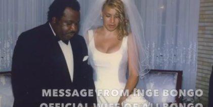 GABON: Inge Lynn Collins Bongo la femme d'Ali Bongo sort de sa reserve parle et fait de graves révélations