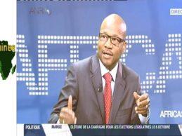 Aboubacar FOFANA s'exprime sur l'actualité africaine et sur l'économie guinéenne sur Africa24