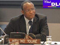 Le Club DLG reçoit M. Kémoko TOURE, ancien directeur général de la compagnie des bauxites de Guinée (CBG) samedi 17 septembre 2016