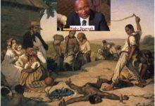 INDEMNISATION DE L'ESCLAVAGE : L'EXEMPLE DE GEORGETOWN (Par  Nabbie Ibrahim « Baby » SOUMAH)