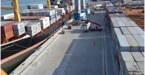 Guinée: le Chinois CHEC remporte un contrat de 770 millions $ pour l'extension du port de Conakry
