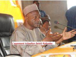 Tchad : Kebzabo et son parti dénoncent le silence de l'UA et de Deby face à la situation électorale au Gabon